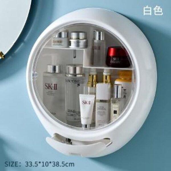 Bathroom Round Storage Box 3