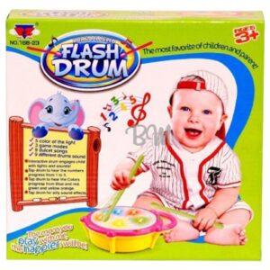 Flash Drum Toy