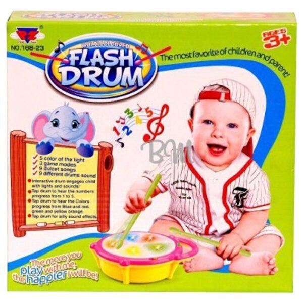 Flash Drum Toy 3