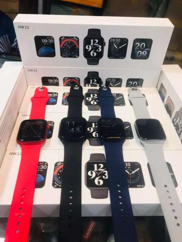 Hw22 smart watch 3