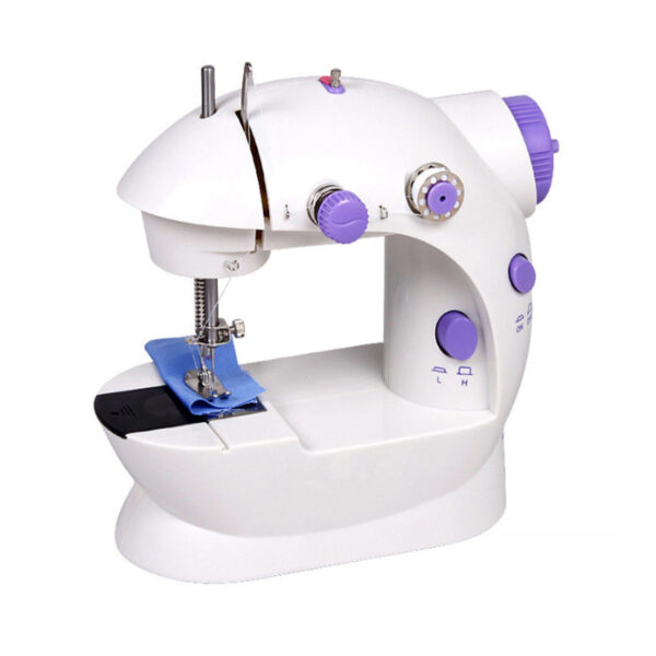 Portable Mini Sewing Machine With Double Thread Speed 4