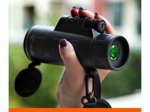 Panda Zoom lens High Quality Result With Mini Tripod 4