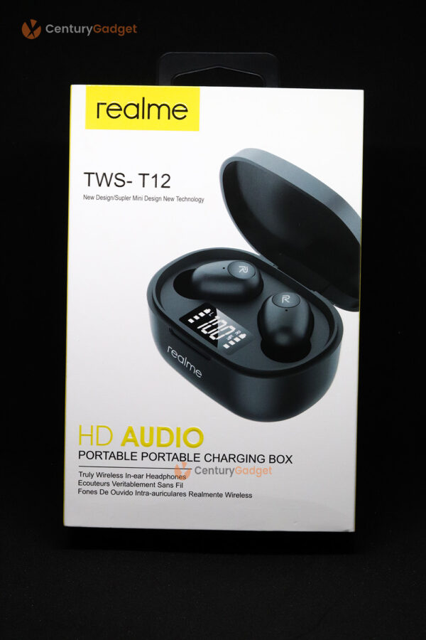 Realme T 12 Earbuds 5