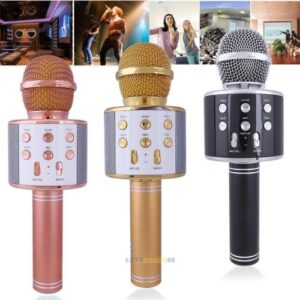858 amazing wireless voice changer plus mic