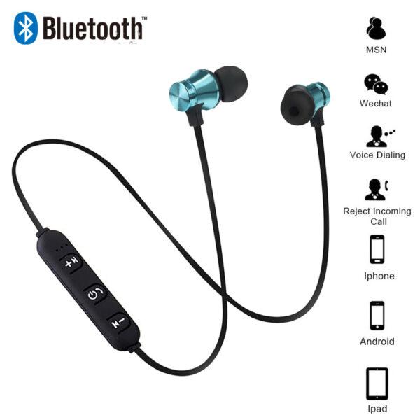 Wireless Bluetooth Stylish Sports Handfee 3