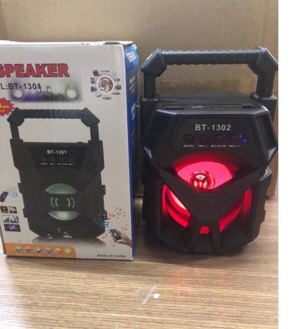 Bluetooth Speaker 1301 4