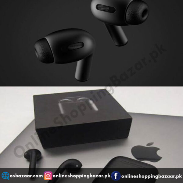 Airpods 2 Black 3