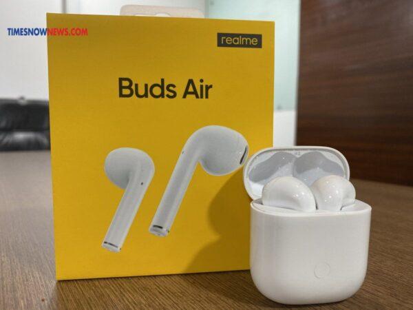 Buds Air Realme 4