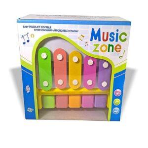 MUSIC ZONE XYLOPHONE PLUS PIANO