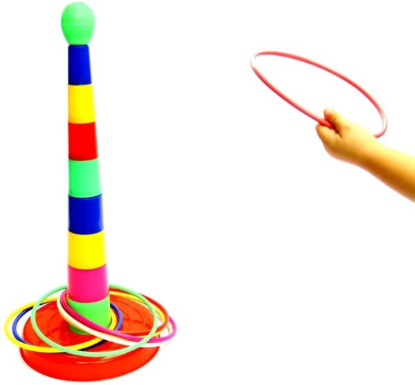Quoits Ring Toss Game 3