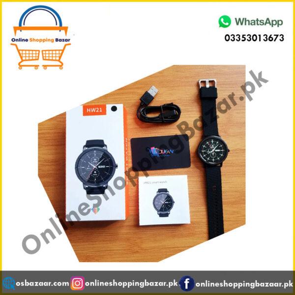 Hw21 Smart Watch 3