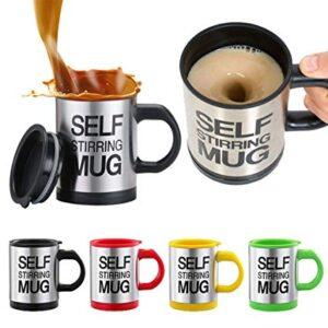 Self Staring Mug
