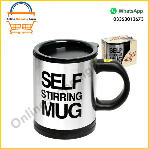 Self Staring Mug 3