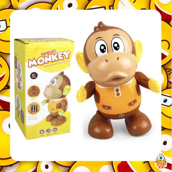 Swinging Monkey Toy 4