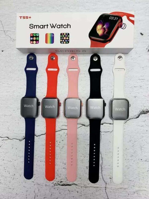 T55 Plus Smart Watch 4