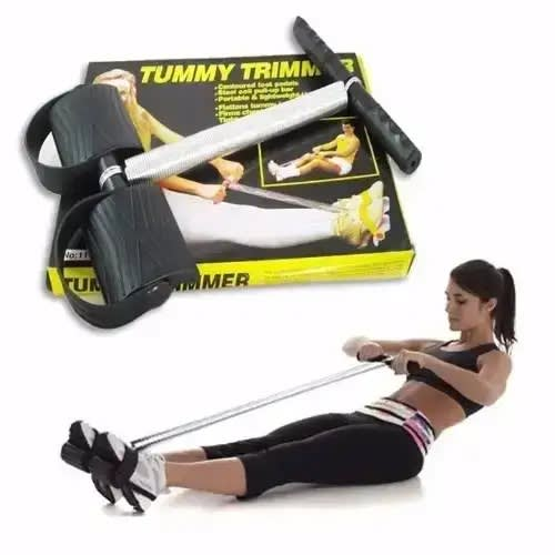 Tummy Trimmer High Quality Dual Power Spring 4