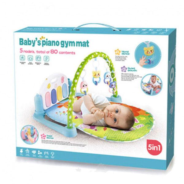 Baby Piano Gym Mat 4
